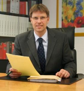 Portrait Rechtsanwalt W.B.
